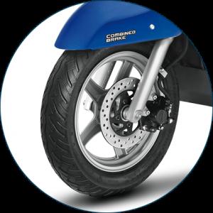 Alloys Wheels And Disc Brake